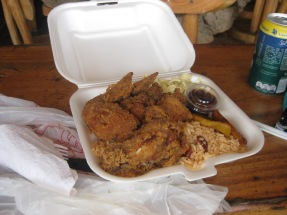 Big Mama's Wings