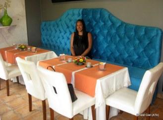 Tanisha at Coffee House